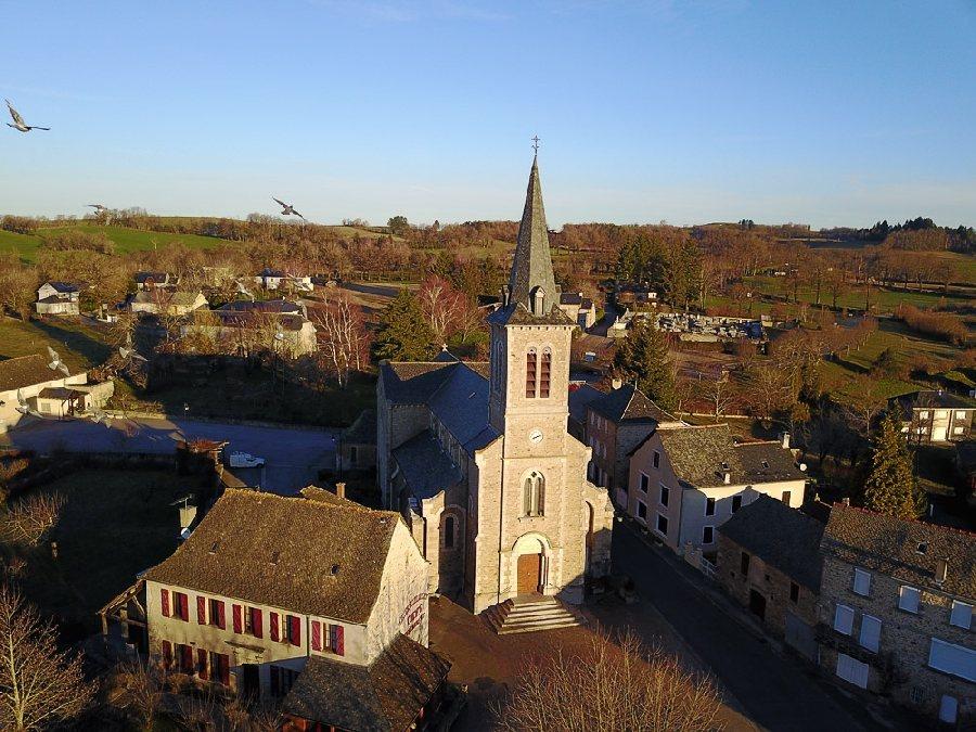 Eglise de La Capelle-Bleys