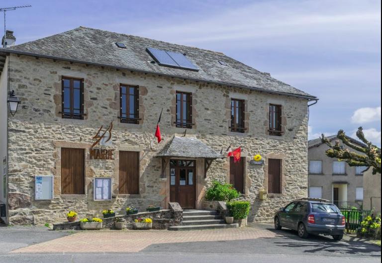 Mairie de La Capelle-Bleys